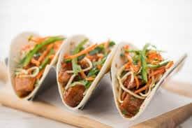 Home Chef Chicken Mole Tacos